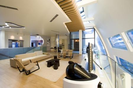 la maison du futur. Black Bedroom Furniture Sets. Home Design Ideas