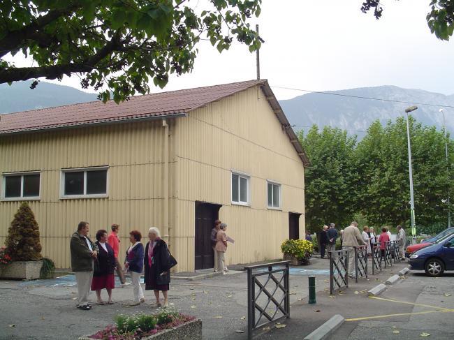 Eglise St Jean Marie Vianney