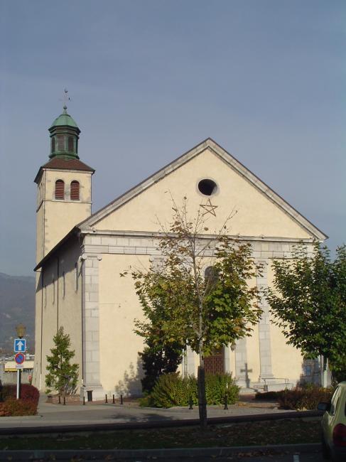 Eglise de Marnaz
