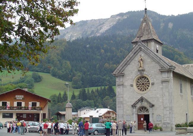Eglise Reposoir
