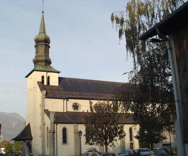 Eglise de Scionzier
