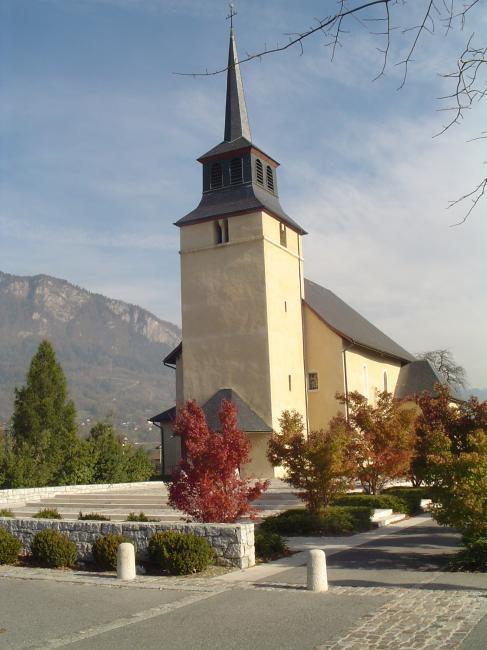 Eglise St Théodule