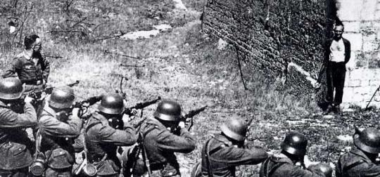 La résistance pendant la seconde guerre mondial
