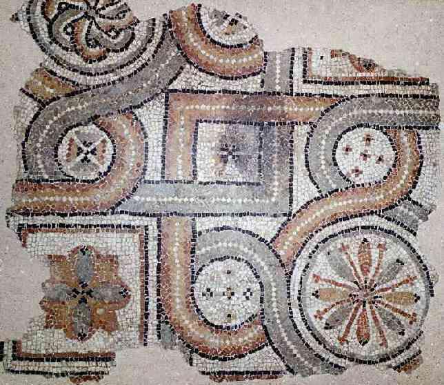 La mosaique autrefois for Poser de la mosaique