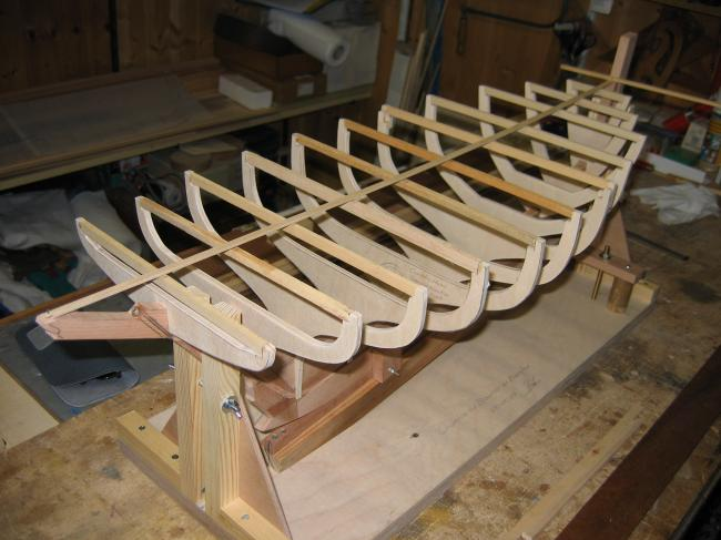 Plan maquette bateau bois a construire for Plans de construction