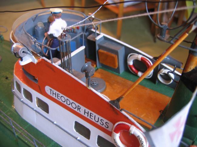 bateau de sauvetage en mer th u00e9odor heuss
