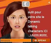 Dynamic talking