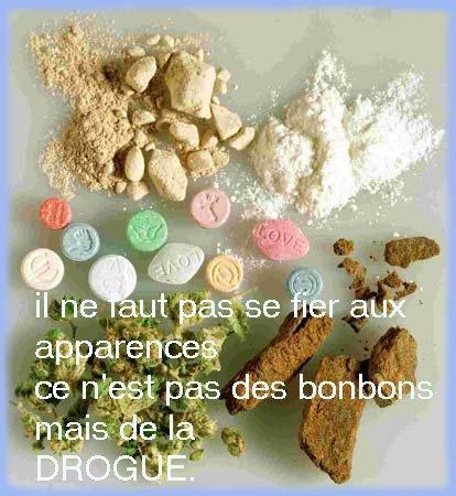 Les effets des drogues sur l organisme