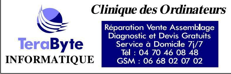 CLINIQUE DES ORDINATEURS