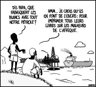 Neocolonialisme Français