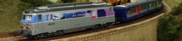 rail miniature caennais