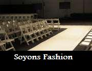 Soyons fashion  !