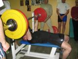 2e essai à 110 kg