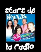 Stars de la radio