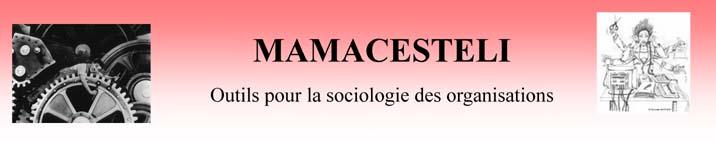 Outils pour la sociologie des organisations