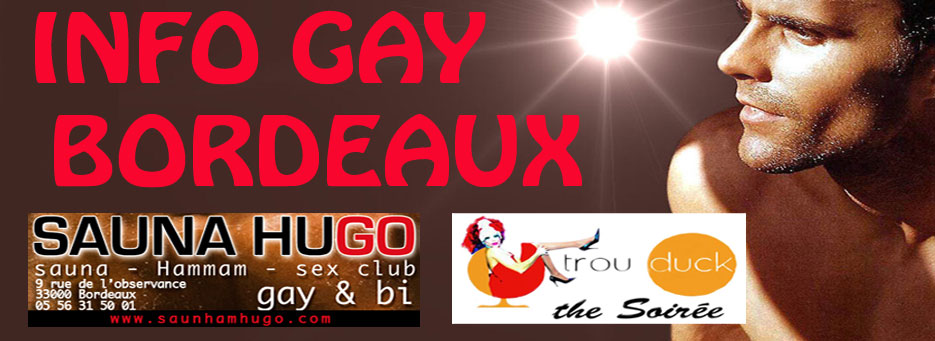 INFO GAY BORDEAUX