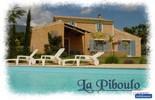 """Gîte """"La Piboulo"""" avec piscine privée  à Bedoin    LABEL  CLEVACANCES"""