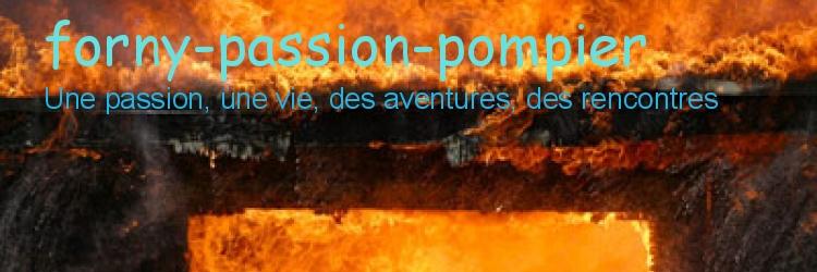 passion pompier