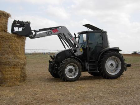tracteur chargeur ou tlescopique