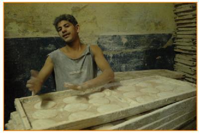 Des Égyptiens perdent la vie pour du pain !