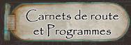 Carnets et programmes