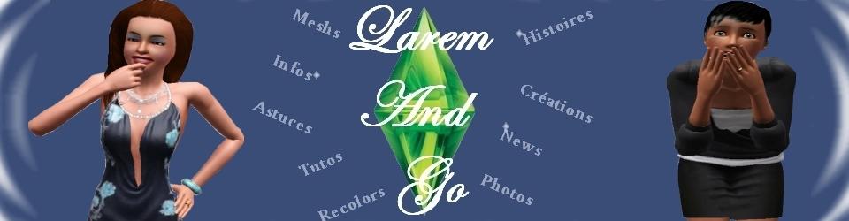 LaremAndgo et Les Sims