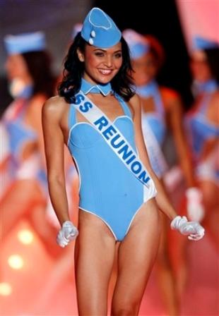Concours de miss monde