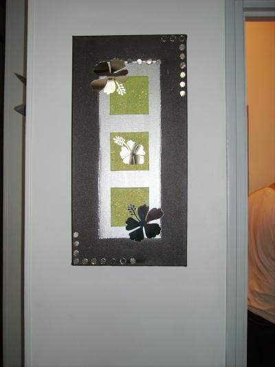 cadre moderne. Black Bedroom Furniture Sets. Home Design Ideas