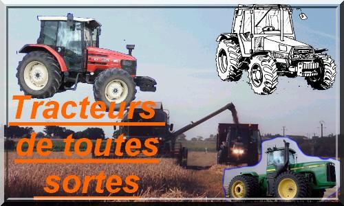Tracteurs : les marques, leur histoire