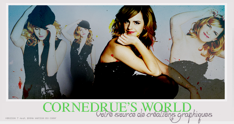 Cornedrue's world