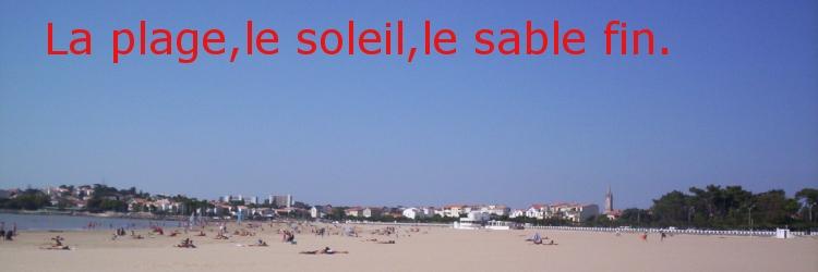 Location saisonnière à proximité de Royan (Charente-Maritime)