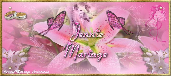 Jennie Mariage - Décorations Artisanales Évènementielles