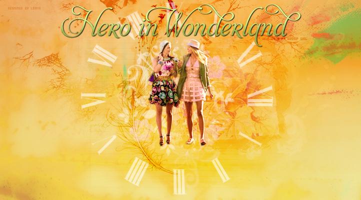 Hero In Wonderland