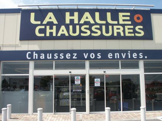 La halle chaussure merignac - Horaire carrefour merignac ...