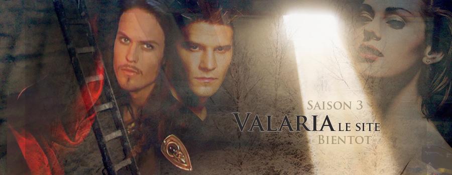 Valaria, la tueuse vampire