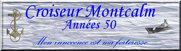 Croiseur Montcalm