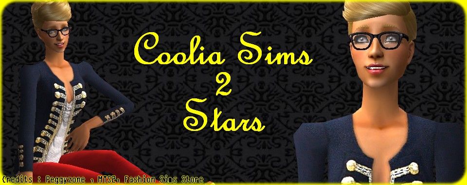 Coolia Sims 2 Stars