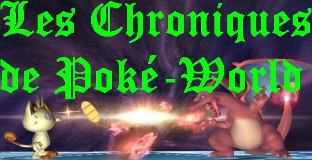 Les Chroniques de Poké-World