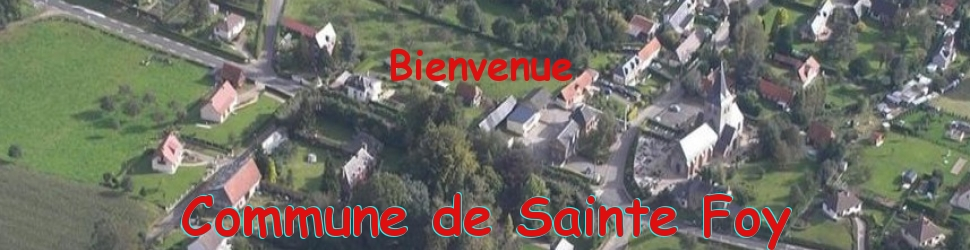 Commune de Sainte Foy