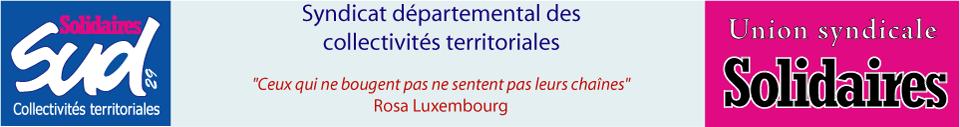 syndicat sud collectivité territoriale du finistère