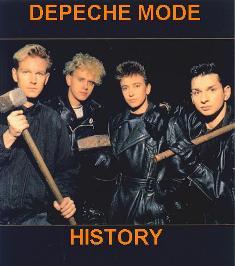 Depeche Mode History