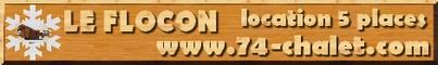 74 CHALET LE FLOCON