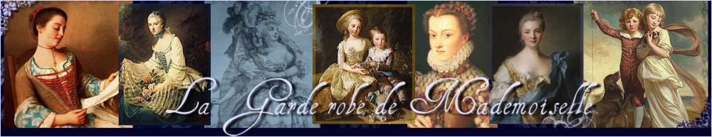 La Garde-robe de Mademoiselle