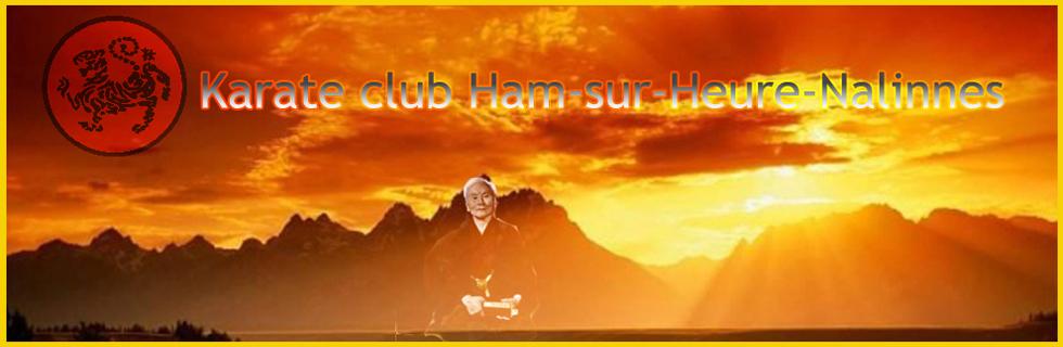 Karaté club Ham-sur-Heure-Nalinnes