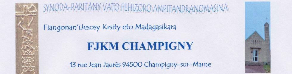 FJKM CHAMPIGNY - SUR - MARNE