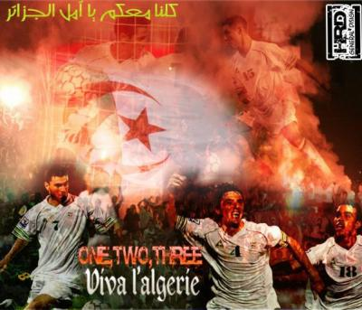 EGYPTE-ALGERIE