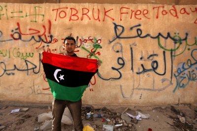 """La Libye de Kadhafi n'existe plus"""