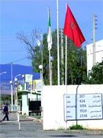Frontières terrestres algéro-marocaines
