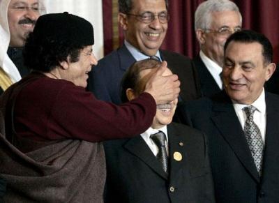 Bouteflika n'a rien vu !