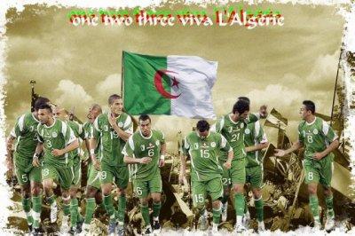 Dèfaite de l'Algérie devant le Gabon.